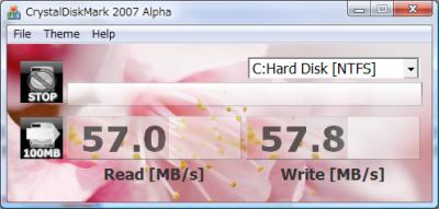 CrystalDiskMark2007Alpha4