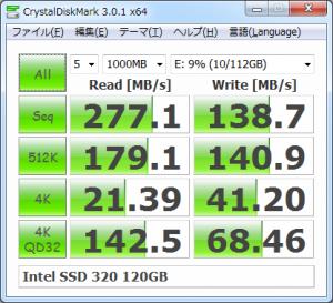 Intel SSD 320 120GB