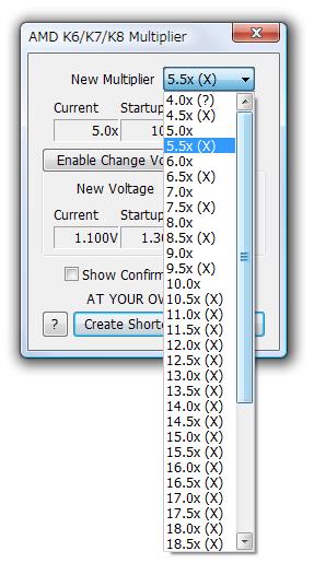 CrystalCPUID 4.10.0 新機能
