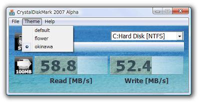 CrystalDiskMark2007Alpha6