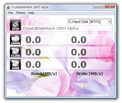 CrystalDiskMark2007Alpha8